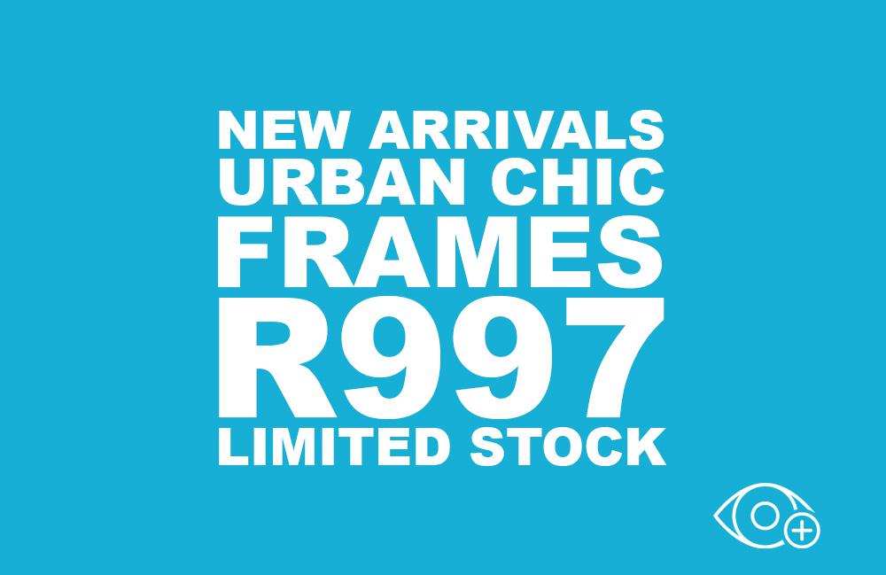 Urban-Chic Frames R997
