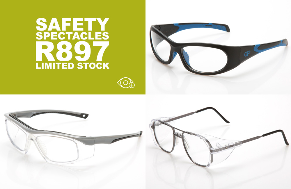 Safety Spectacles R897