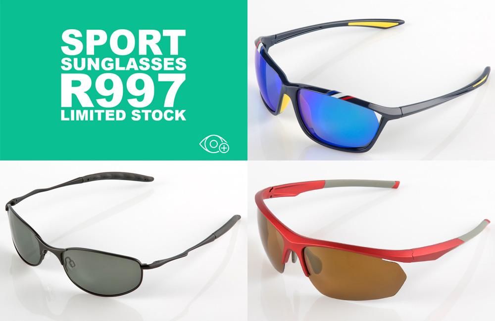 Sports Sunnies R997