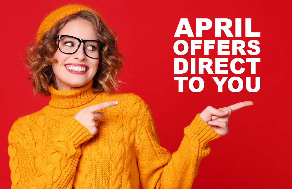 March Offers