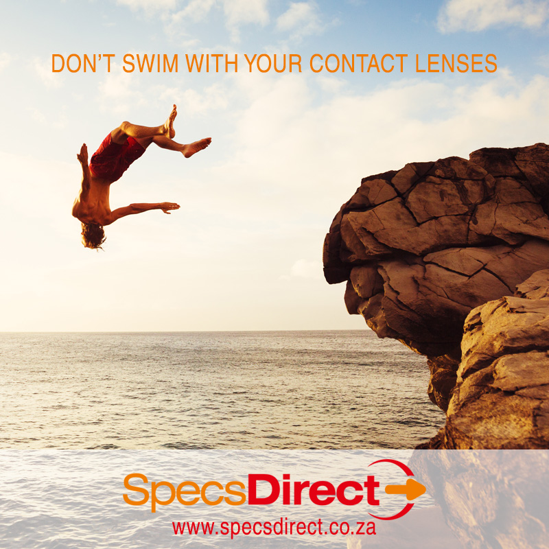 Do You Wear Contact Lenses in the Summer?