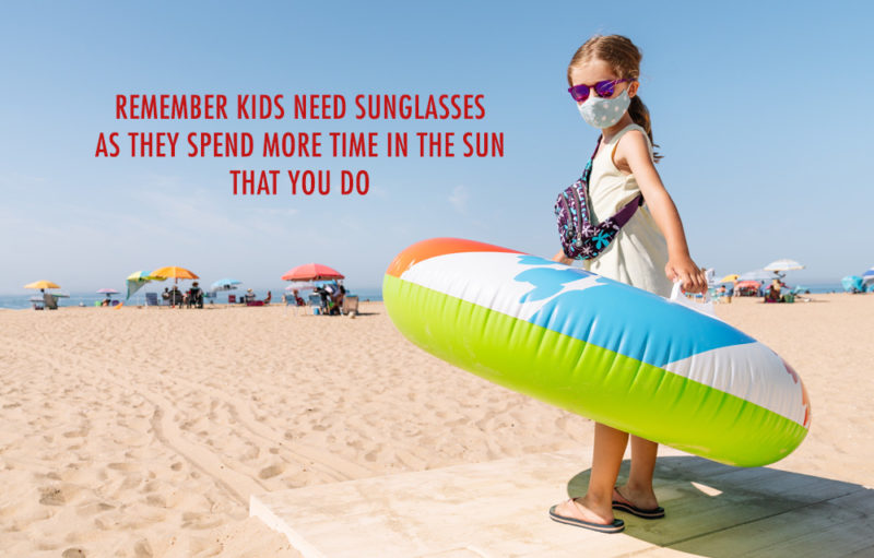 Children need UV protection, too