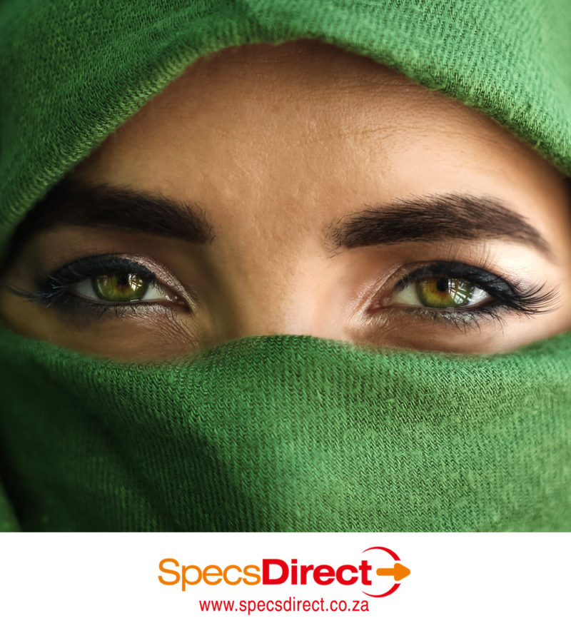 Are Green Eyes the most attractive eye color? How to enhance your own eye colour.