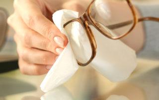 Cleaning Eyewear