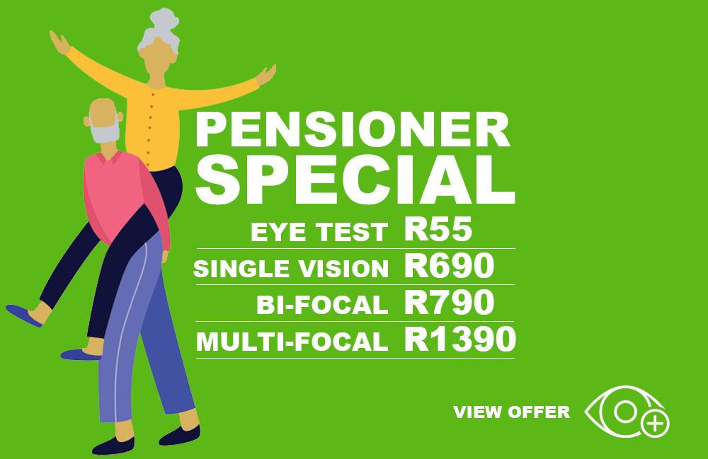 Pensioner Special